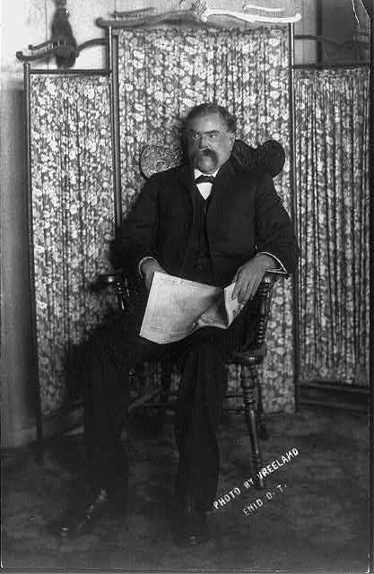 David E. George aka John Wilkes Booth